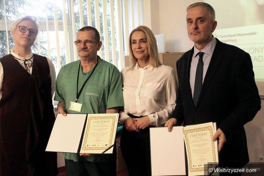 Wałbrzych: Subregion wałbrzyski otrzymał 1,6 mln złotych na badania mammograficzne