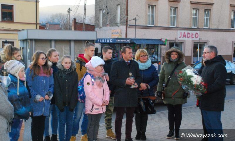 REGION, Głuszyca: Dzień pamięci o ofiarach stanu wojennego