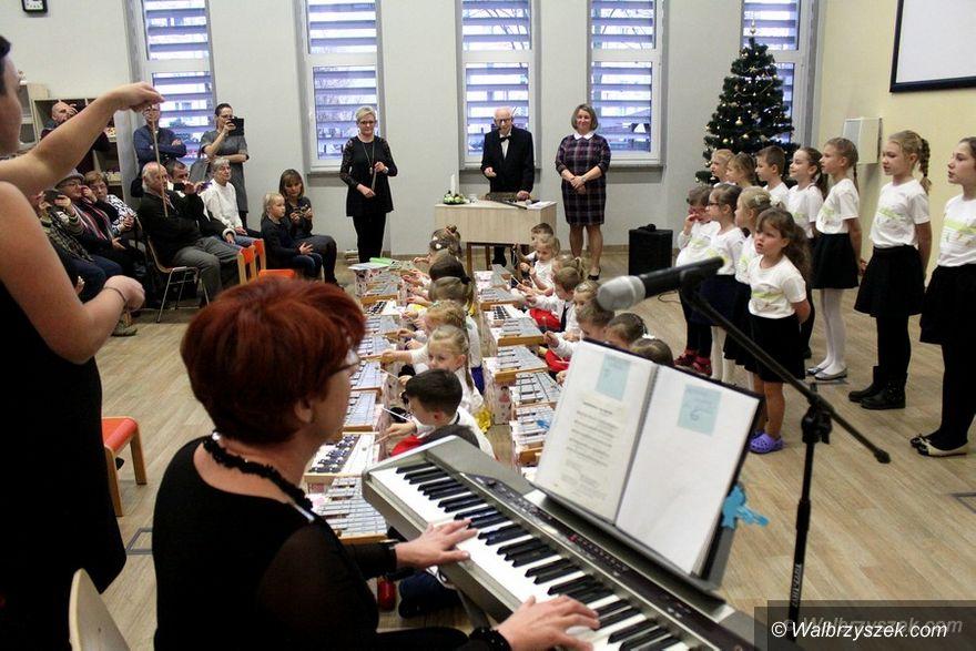 Wałbrzych: Wróbelki śpiewały na Podzamczu