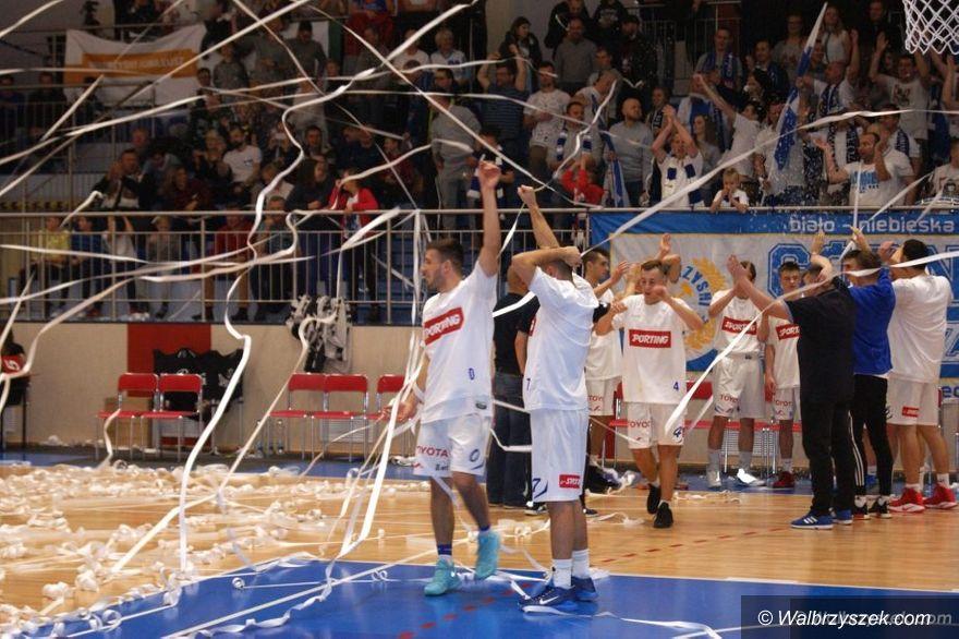 Wałbrzych: II liga koszykówki: Górnik gra do końca!