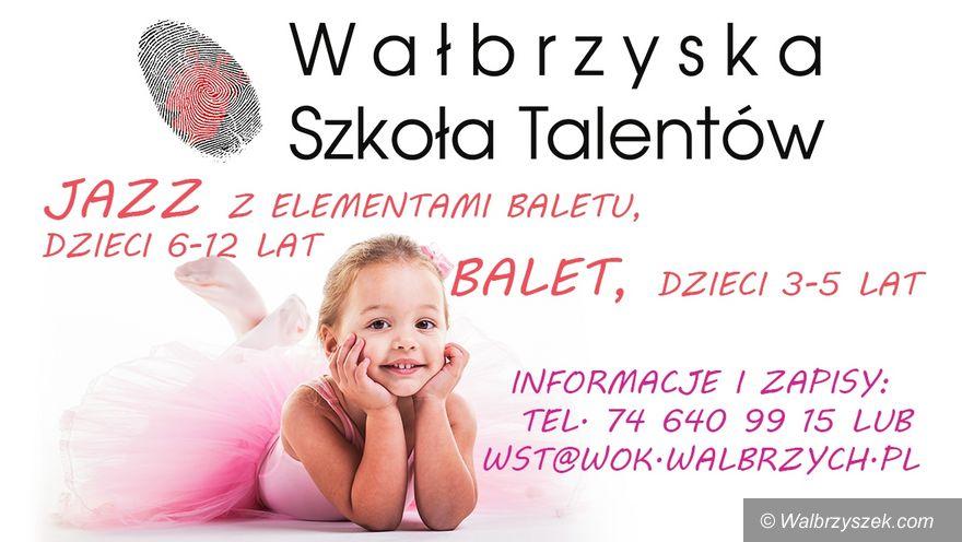 Wałbrzych: Jazz i balet to kolejna oferta WOK–u