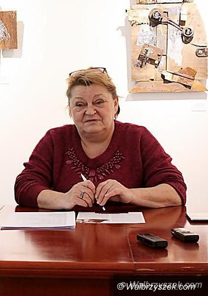 Wałbrzych: Ratusz prostuje informację o odwołaniu Alicji Młodeckiej