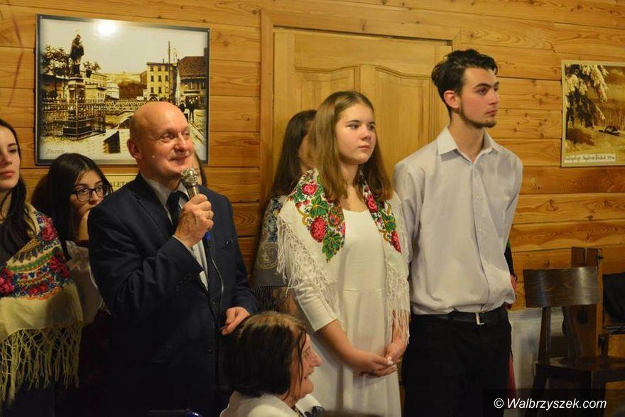 REGION, Mieroszów: Międzynarodowa Wigilia w Sokolcu