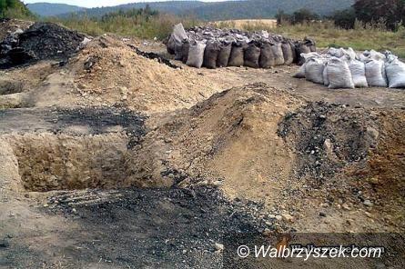 REGION, Boguszów-Gorce: Śmiertelny wypadek w biedaszybie