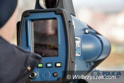 Wałbrzych: Nowe urządzenie do walki z piratami drogowymi wałbrzyskiej