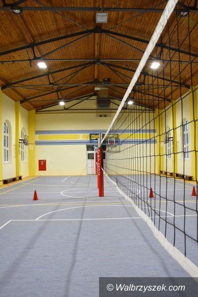 REGION, Boguszów-Gorce: Sportowo i nowocześnie