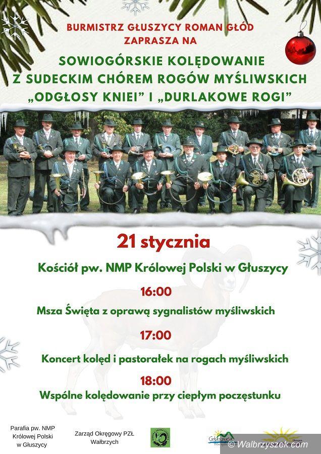 REGION, Głuszyca: Już jutro Sowiogórskie Kolędowanie