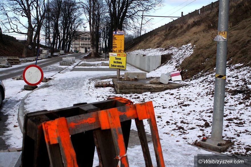 Wałbrzych: Dobiega końca remont dworca Wałbrzych Szczawienko