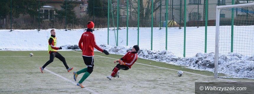 Wałbrzych: Wiele drużyn trenuje w Wałbrzychu