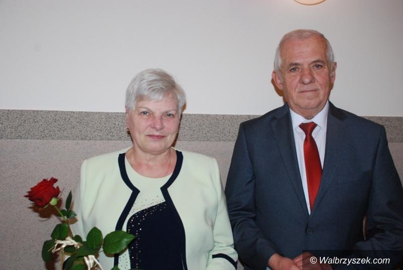 REGION, Głuszyca: Głuszyckie jubileusze małżeństw