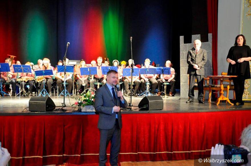 REGION, Szczawno-Zdrój: Koncert Noworoczny w pięknym wykonaniu