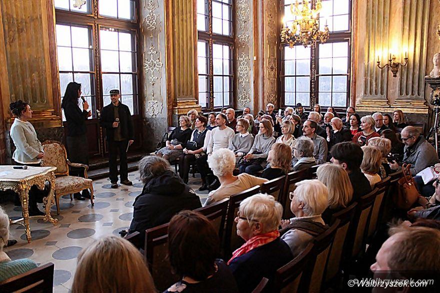 Wałbrzych: Spotkanie z Olgą Tokarczuk