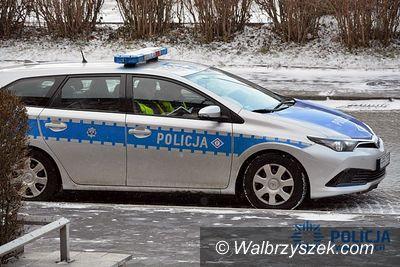Wałbrzych: Zatrzymany przez policjantów ruchu drogowego kierujący trafił na blisko 4 lata za kraty więzienia