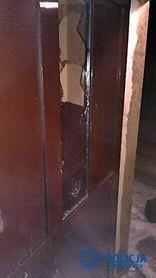 REGION, Czarny Bór: Była nietrzeźwa i uszkodziła drzwi