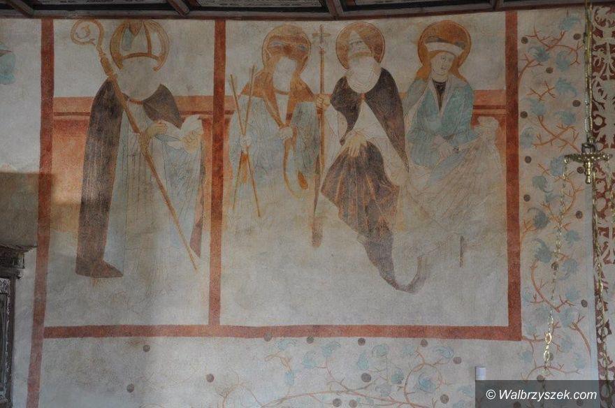 REGION, Gmina Walim: Dotacje na ratowanie zabytków w gminie Walim