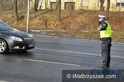 Wałbrzych/powiat wałbrzyski: Bez uprawnień za kierownicą