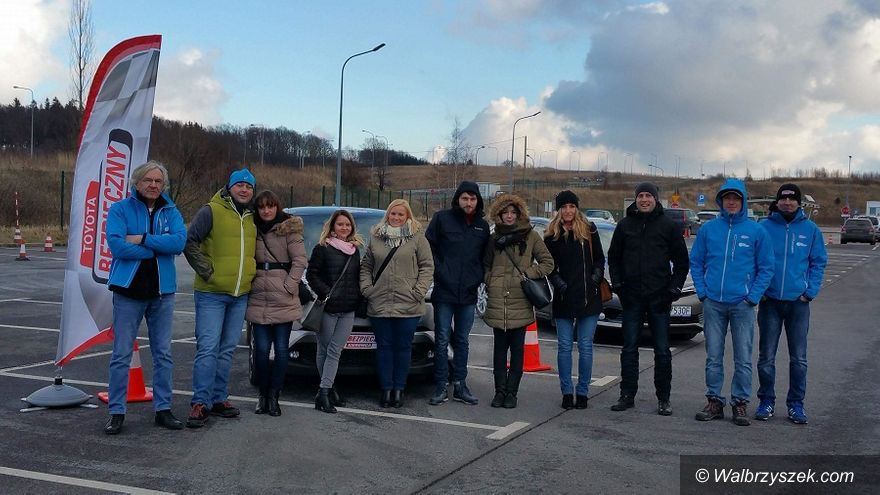 """Wałbrzych: Dołącz do akcji """"Toyota Bezpieczny Kierowca 2018"""""""