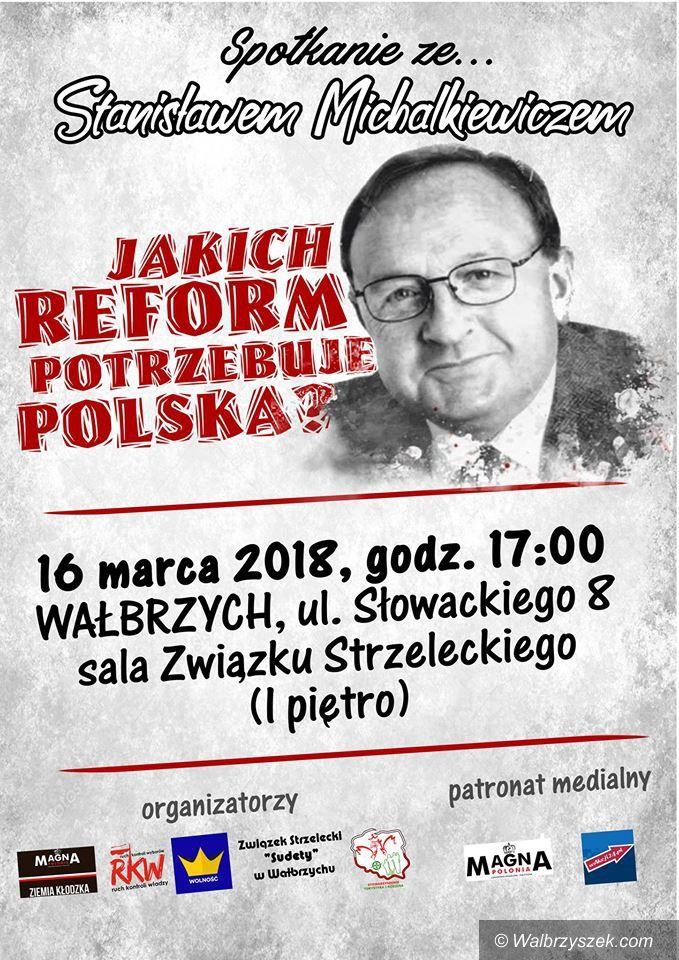 Wałbrzych: Jakich reform potrzebuje Polska?