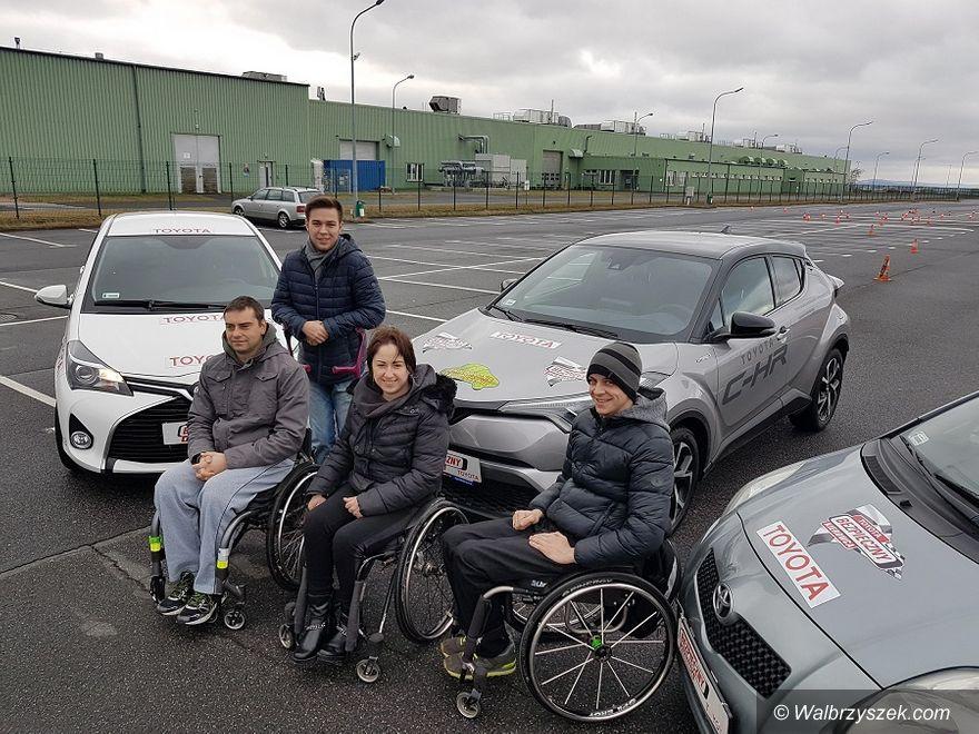 Wałbrzych: Większa mobilność dzięki Toyocie