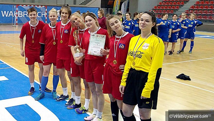 Wałbrzych: Dolnośląska Licealiada Młodzieży w Halowej Piłce Nożnej za nami