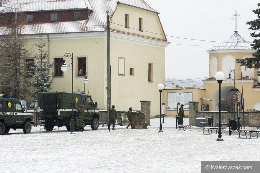 REGION, Krzeszów: Patrol Rozminowania znów w Krzeszowie