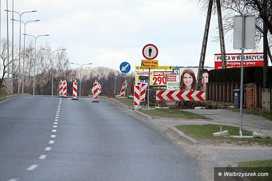 Archiwum: budowa ścieżki rowerowej – ul. Noworudzka