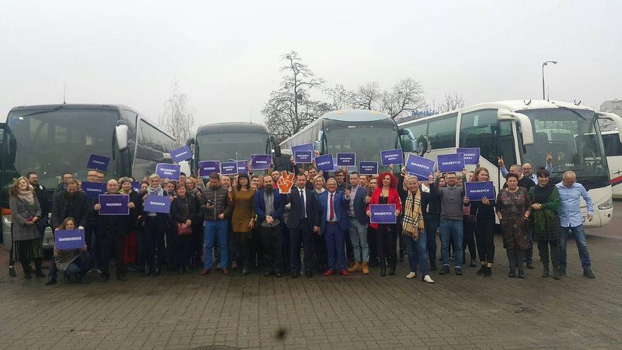 Kraj/Wałbrzych: Partia Wiosna ma już struktury w naszym okręgu
