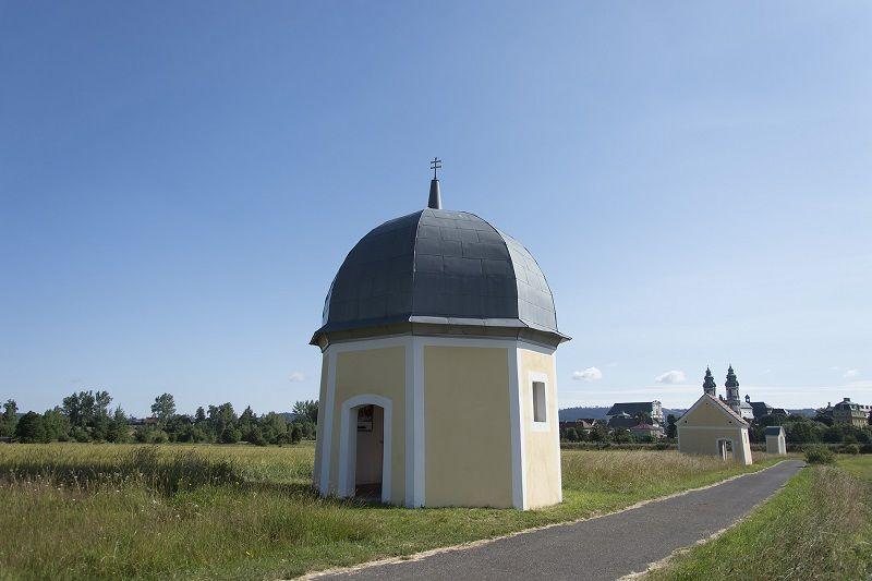 REGION, Krzeszów: Zniszczyli kapliczki
