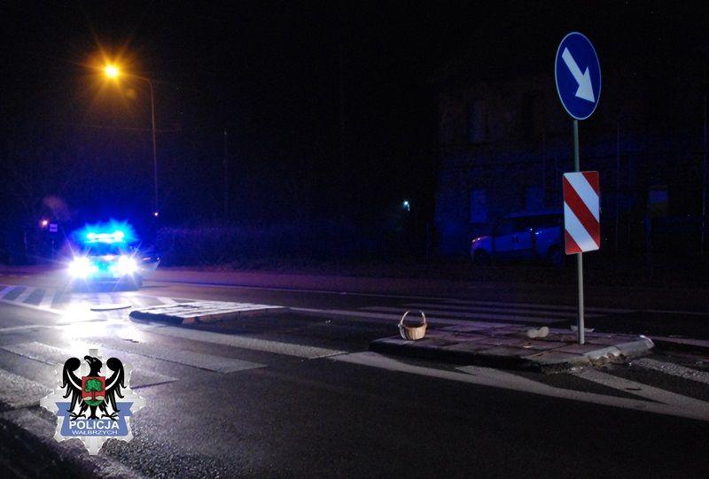REGION, Borówno: Po narkotykach spowodował wypadek