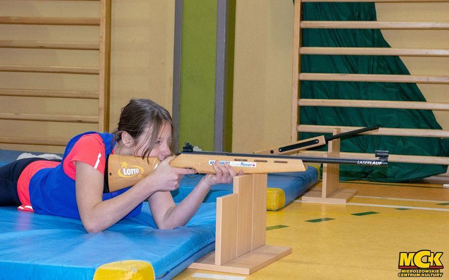 Mieroszów: Biathlon w szkole