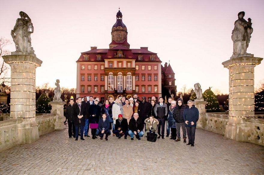 Wałbrzych: Dyplomaci w Książu