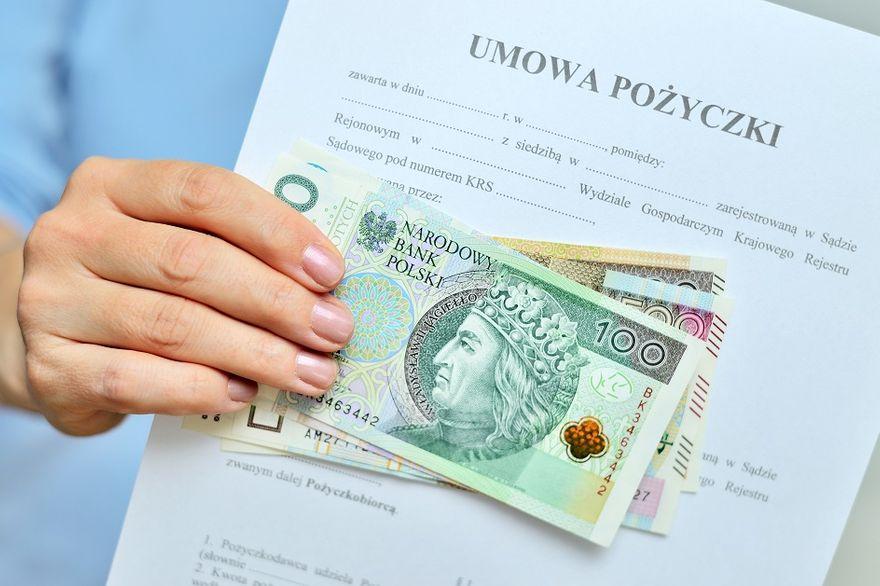 Kraj: Co robić gdy pilne potrzebne są pieniądze?