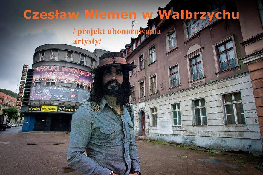 Wałbrzych: Niemen w Wałbrzychu