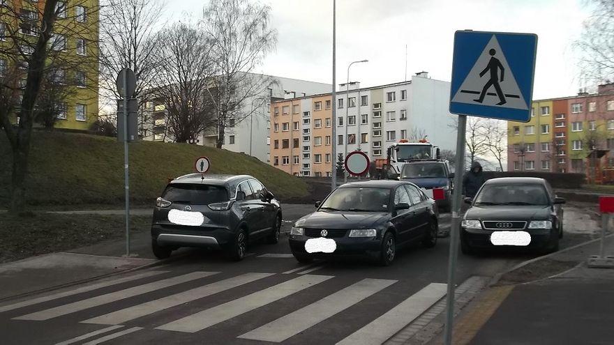 Wałbrzych: Problem parkowania