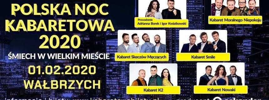 Wałbrzych: Już jutro najlepsze kabarety