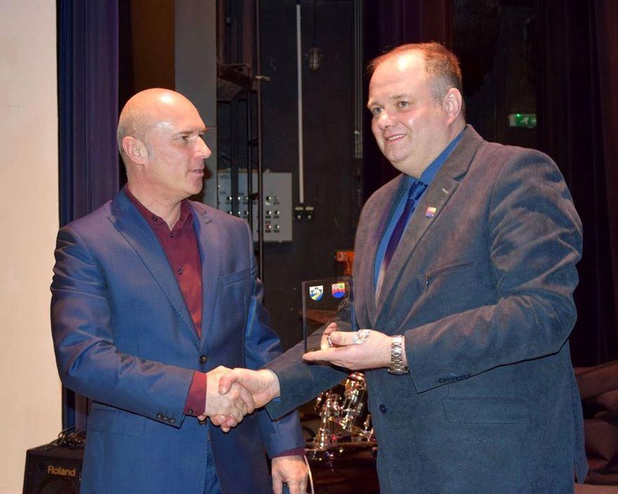 REGION, Boguszów-Gorce: 20 lat współpracy