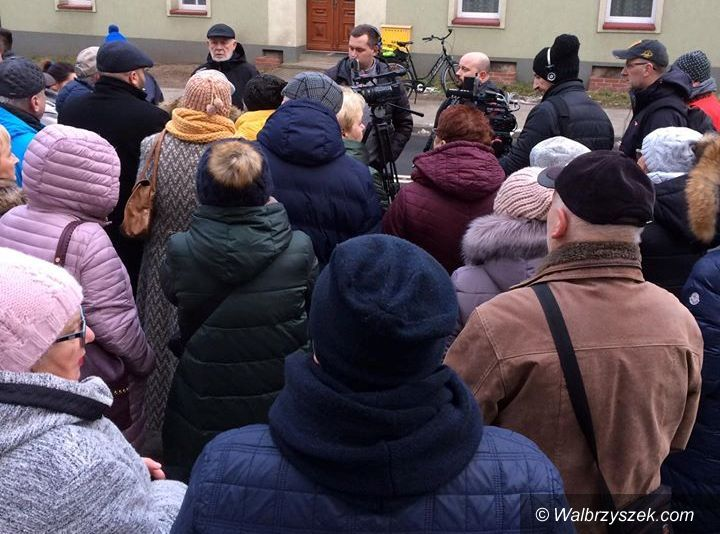 REGION, Szczawno-Zdrój: Spór trwa