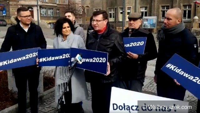 Wałbrzych: Konferencja bez kandydatki