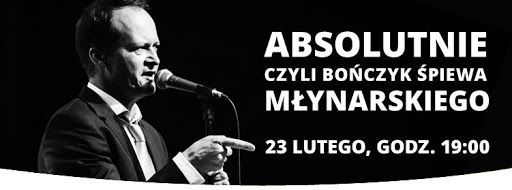 REGION, Szczawno-Zdrój: Bończyk śpiewa Młynarskiego