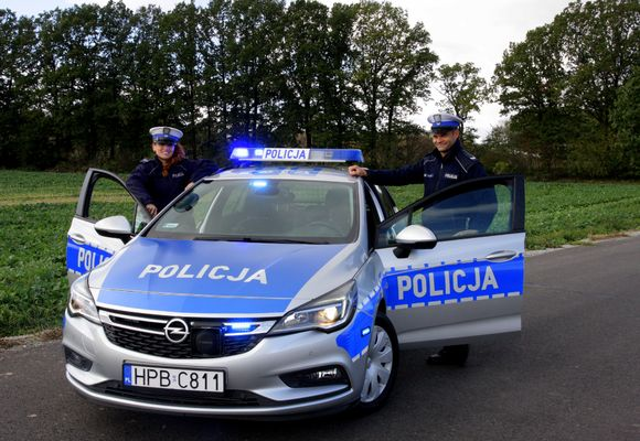 REGION: Przyjęcia do policji