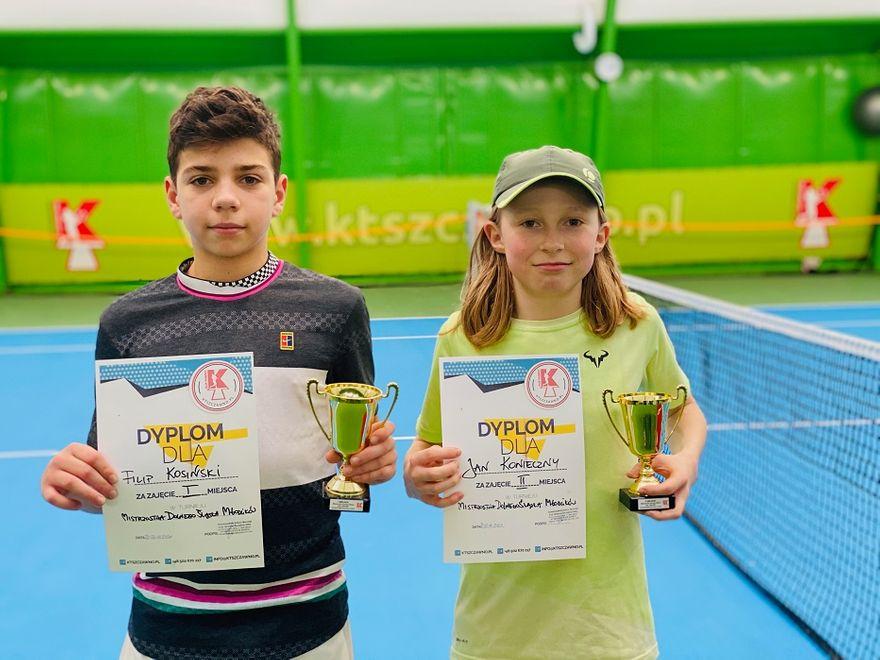 Szczawno-Zdrój: Tenisiści w formie