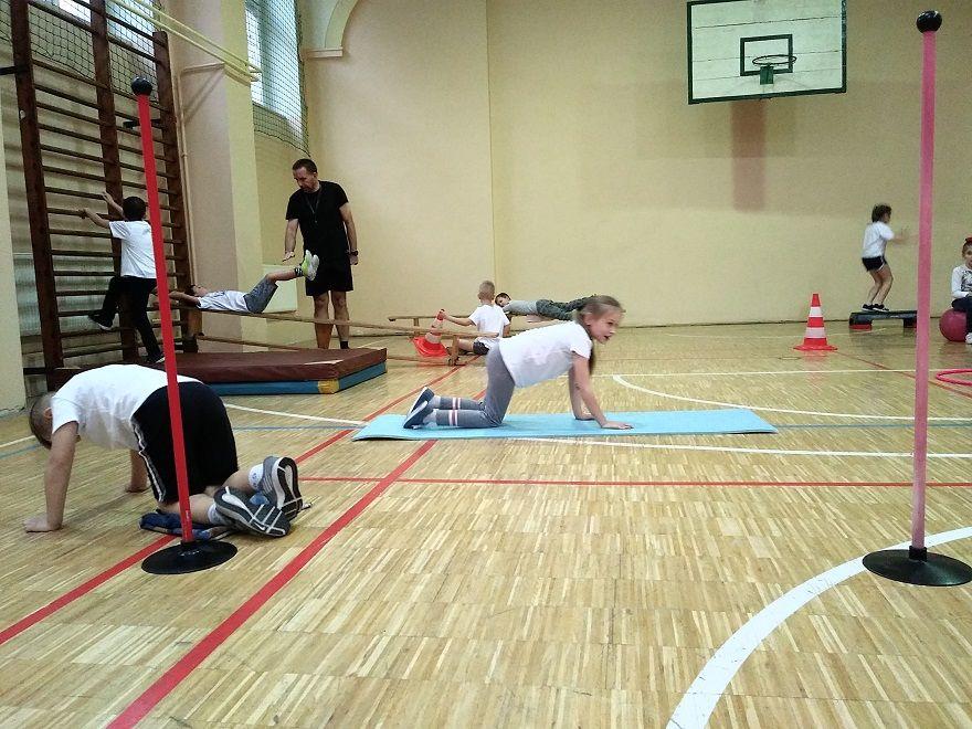 Wałbrzych: Gimnastyka pomaga