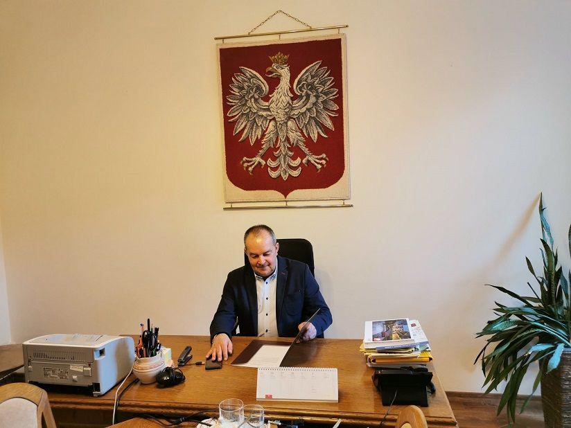 REGION, Szczawno-Zdrój: Nowy zastępca