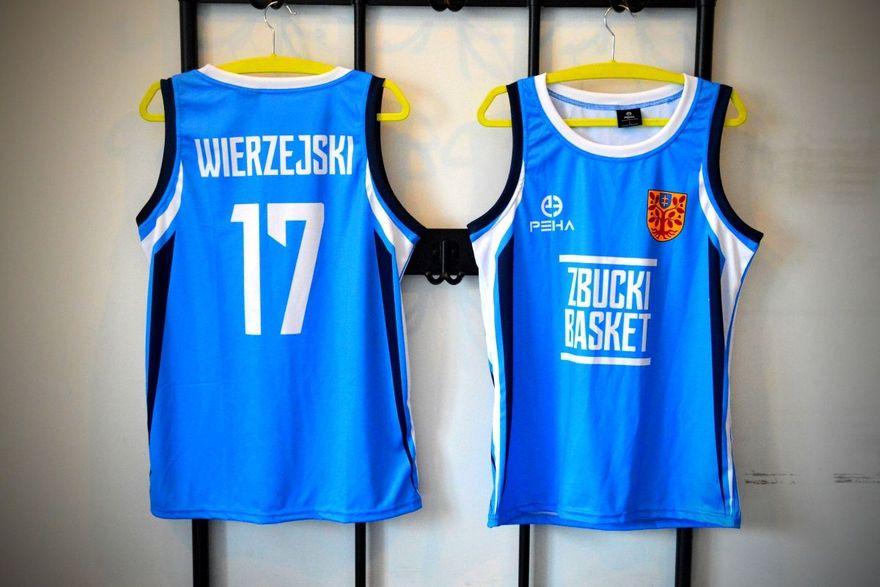Kraj: Komplety koszykarskie producenta odzieży sportowej PEHA – wyjątkowy design, bezpłatna sublimacja