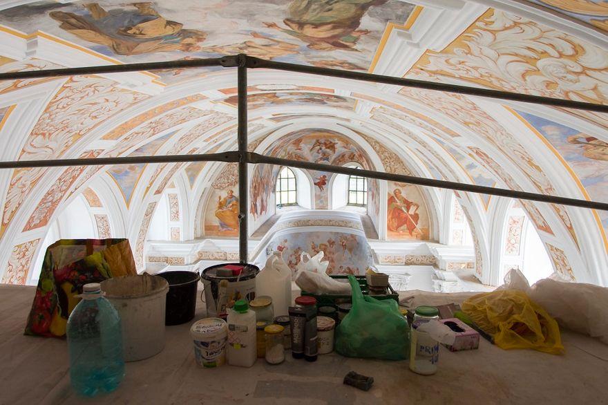 REGION, Krzeszów: Pieniądze na zabytek