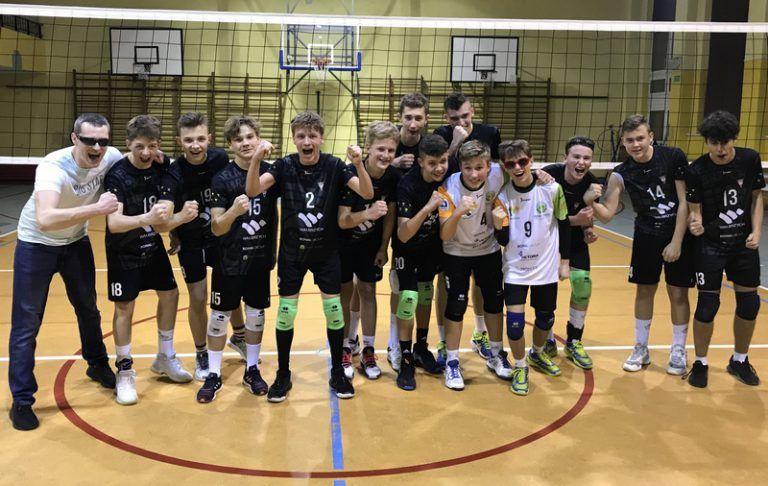 Wałbrzych/REGION: Młodzicy z wicemistrzostwem