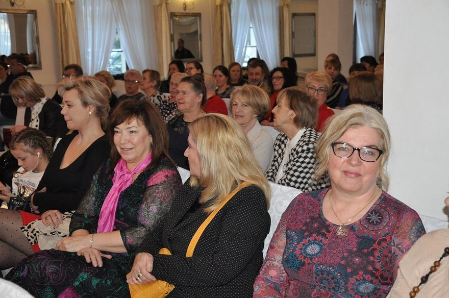 powiat wałbrzyski: Koncert dla pań
