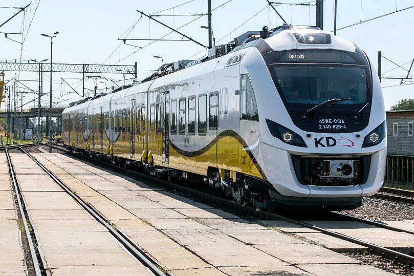 REGION: Mniej pociągów na torach
