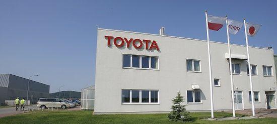 Wałbrzych/Kraj: Toyota zawiesza produkcję