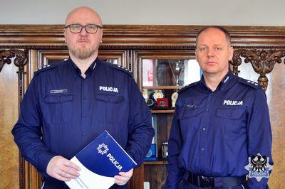 REGION, Boguszów-Gorce: Nowy komendant